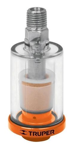 Filtro Separador De Agua Y Aceite Para Compresor - Truper