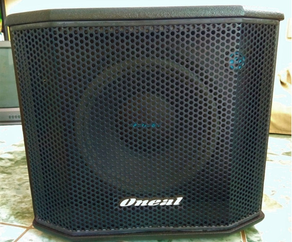 Caixa Subwoofer Grave Ativa - Opsb 2200 - 550w Rms