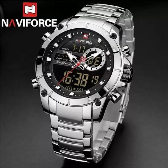 Relógio Naviforce Masculino Original Importado