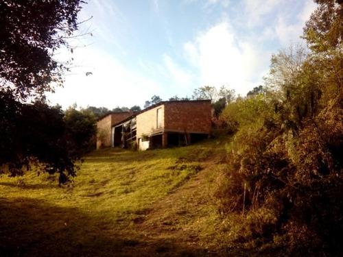 Sítio / Chácara Para Venda Em Barão Do Triunfo, Cerro Dos Abreus, 1 Dormitório, 1 Banheiro, 2 Vagas - 2023_1-810793