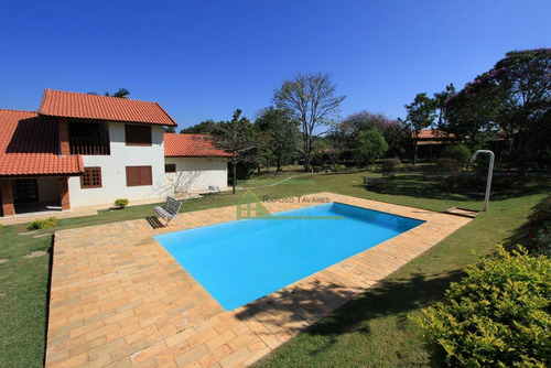 Imagem 1 de 21 de Chácara Com 4 Dormitórios À Venda, 3000 M² Por R$ 1.700.000,00 - Vitassay - Boituva/sp - Ch0172