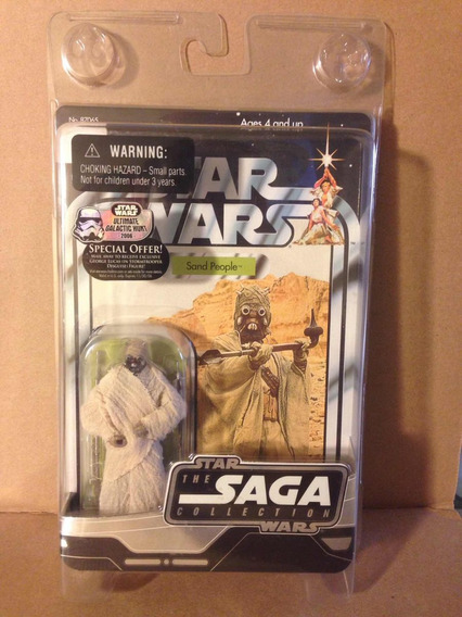 Star Wars The Saga Collection Sand People