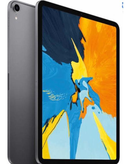 iPad Pro 11 Space Gray 256 Gb Wi-fi + 4g Com Nf Modelo 2019