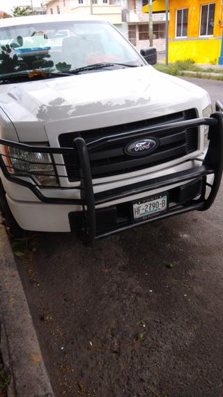 Ford F 150 2010 2p Xl Cab. Regular 4x2 V8/4.6 Aut