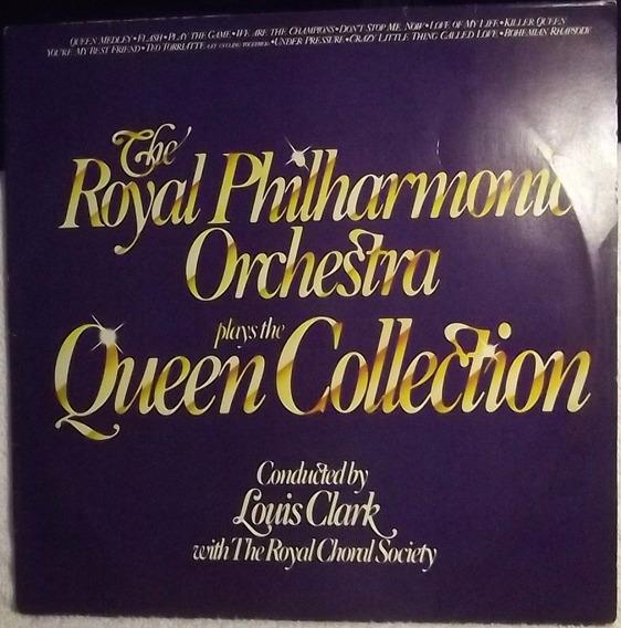 Lp / Vinil Clássico: Royal Philharmonic - Queen Collection