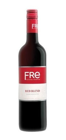 Vino Tinto Fre Premium Red Sin Alcohol 750 Ml.