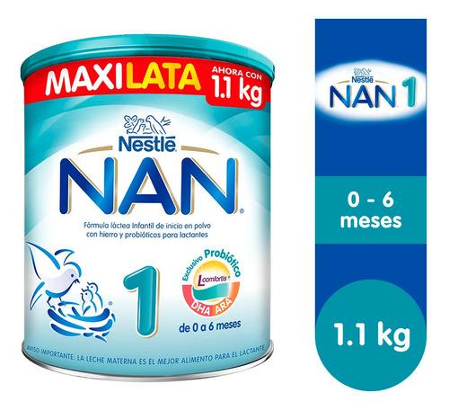 Imagen 1 de 2 de Nan® 1 L-comfortis De 1.1kg