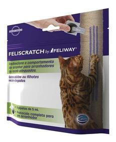 Feliscratch - Arranhadores Feliway 9 Pipetas 5ml Ceva