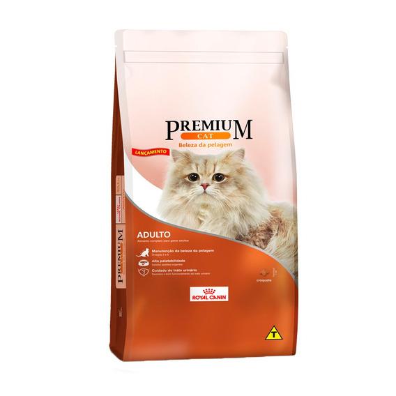 Ração Royal Canin Cat Premium Beleza Da Pelagem Gatos - 10,1kg