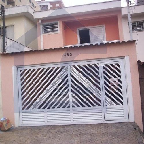 Imagem 1 de 15 de Casa Sobrado Para Venda, 3 Dormitório(s), 192.0m² - 5626