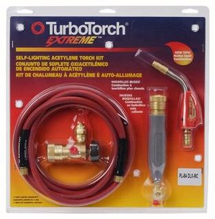 Turbotorch 0386 0834 Pl 8adlx Mc Torch Kit Swirl For Mc Tan
