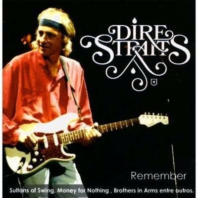 Cd Dire Straits Remember - Original E Lacrado.