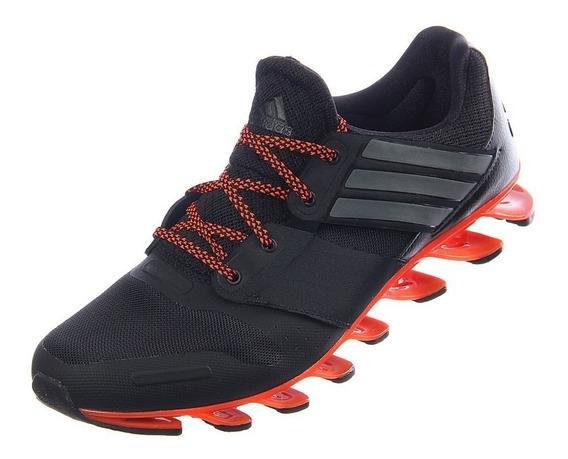 Tenis adidas Springblade Drive 2 M. Gris Cverde. Talla 8.5.