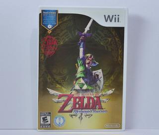 Zelda Skyward Sword - Nintendo Wii / Wii U Completo