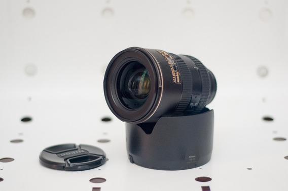 Nikkor 17 55mm Afs Ed Dx F; 2.8 Promoção.