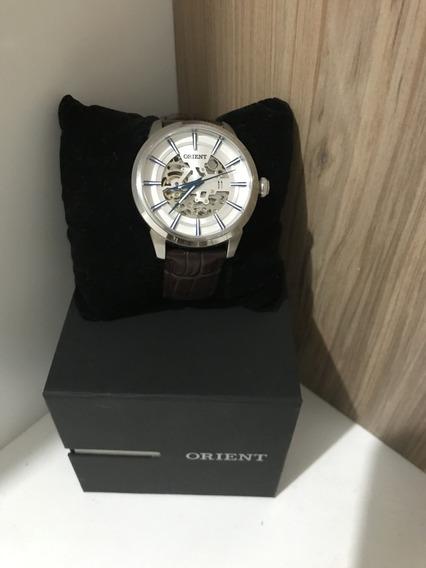 Relógio Orient Automático Nh7sc001
