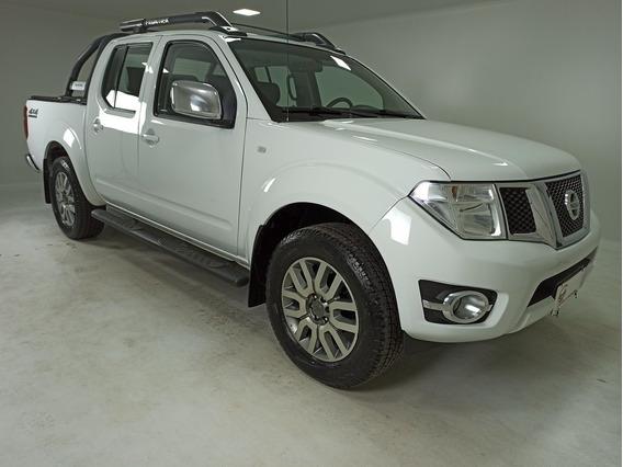 Nissan Frontier Sl Cd 4x4 2.5tb Diesel Aut - Branco - 20...