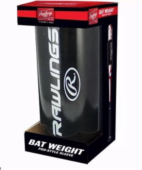 Pesa Para Bat 24oz Rawlings Dona Tipo Tubo Bateador