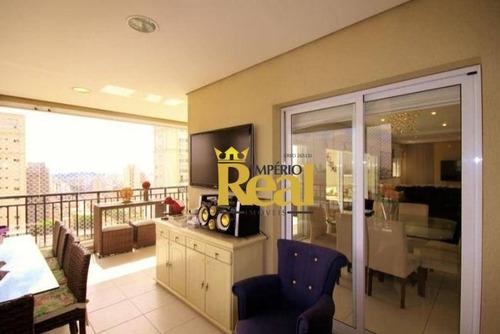 Apartamento À Venda, 223 M² Por R$ 2.500.000,00 - Vila Romana - São Paulo/sp - Ap5283