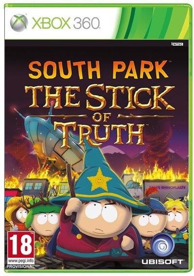 South Park: The Stick Of Truth Mídia Física - Xbox 360 E One