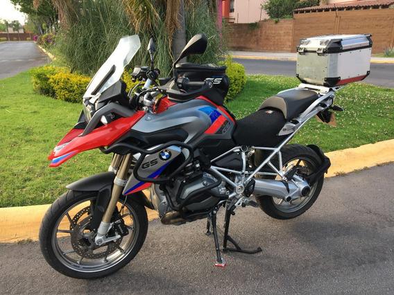 Bmw R1200gs R 1200 Gs Motorrad Moto Doble Proposito 2015