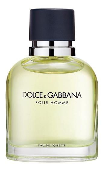 Perfume Dolce E Gabbana Pour Homme Edt 125ml Pronta Entrega