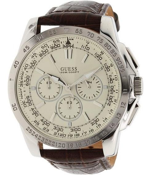 Relógio De Pulso Masculino Guess U13570g2