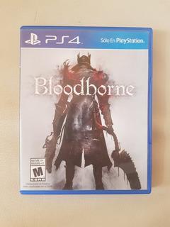 Juego Fisico Ps4 Bloodborne