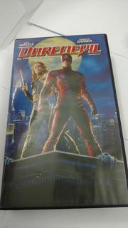 Película Daredevil, Formato Vhs, Doblada Al Español Vintage
