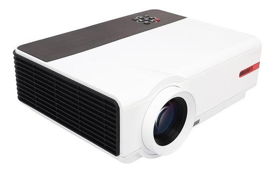 Projetor Led 1080p De 200 Polegadas