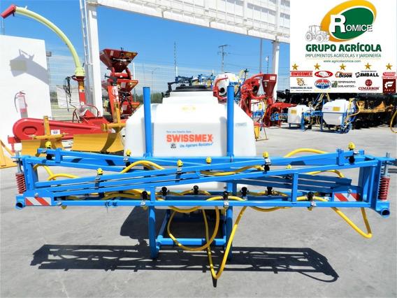 Aspersora Fumigadora Agricola Para Tractor 500 Lts Swissmex