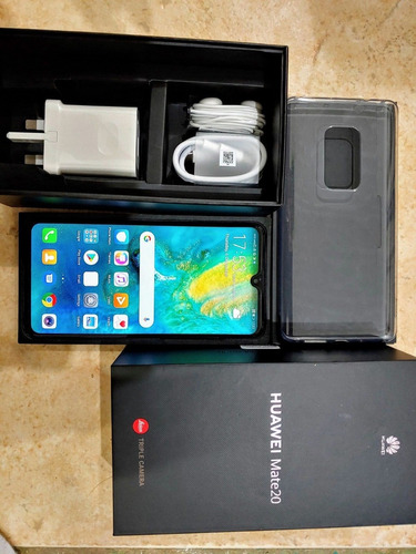 Nuevo Huawei Mate 20 6.53 Pulgadas 16mp 128gb