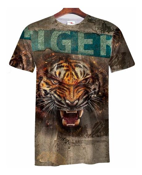 Remera Tigre Moda Ranwey Cs385