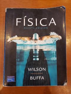 Física Quinta Edición De Wilson Buffa