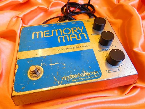 Electro Harmonix Vintage Memory Man Echo Chorus Delay Analog