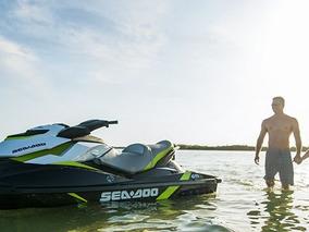 Moto De Agua Sea Doo Gti 90hp Usada 12 Hs
