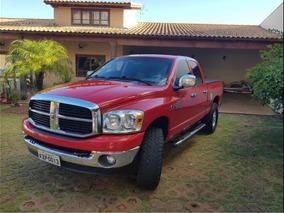 Dodge Ram 2500 5.9 Cab. Dupla 4x4 4p 2007 Blindada