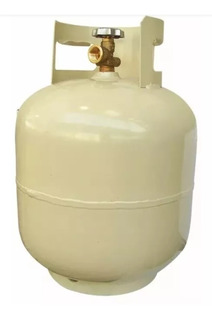 Cilindro O Tanque Para Gas Capacidad 9kg Ingusa Color Beige