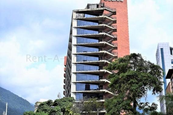 Oficina En Alquiler La Castellana Mls #20-7652