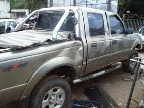 Sucata Ranger Limited 3.0 4x4 Diesel 2008
