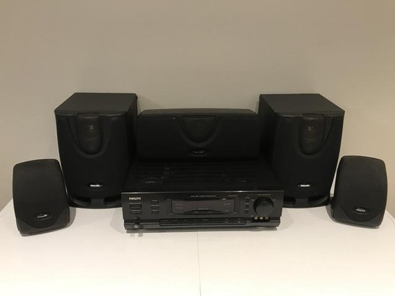 Receiver - Home Theater Philips Fr 732