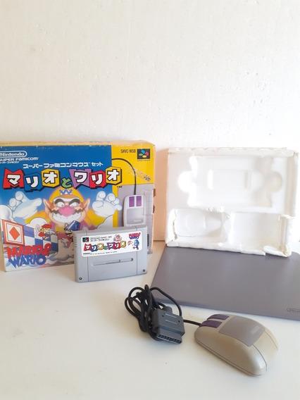 Mario & Wario Completo Frete Gratis 12x Sem Juros