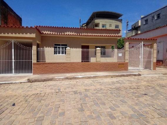 Casa Com 3 Quartos Para Comprar No Centro Em Ervália/mg - 6325