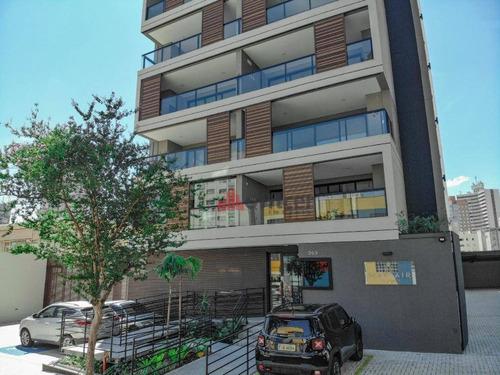 Imagem 1 de 11 de Apartamento Com 2 Dormitórios À Venda, 83 M² Por R$ 690.000,00 - Vila Adyana - São José Dos Campos/sp - Ap0807