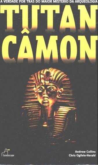 Livro Tutancâmon A Conspiração Do Êxodo