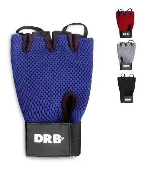 Dribbling Guantes Fitness Mesh Pro Drb Ciclismo Gym C/abrojo