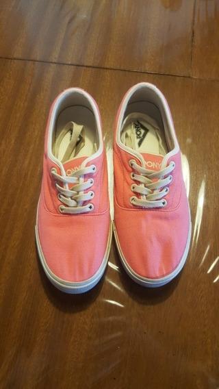 Zapatillas Pony Rosas, Nuevas
