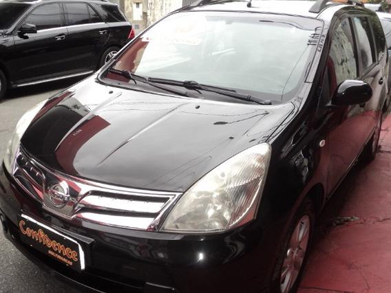 Nissan Gran Livina Sl 1.8 Automatico 2013 7lugares $31990,00