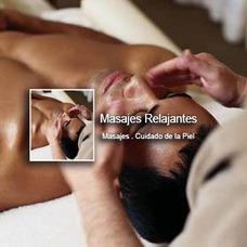 Servicio De Masaje Relajante Muscular A Domicilio U Hotel