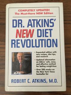 Dr Atkins New Diet Revolution Robert C Atkins